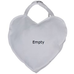 Planet Space The Universe Giant Heart Shaped Tote