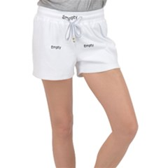 Argentina National Route 7 Women s Velour Lounge Shorts