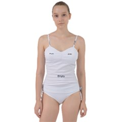Argentina National Route 3 Sweetheart Tankini Set