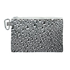 Water Bubble Photo Canvas Cosmetic Bag (large) by Mariart