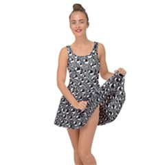 Water Bubble Photo Inside Out Casual Dress