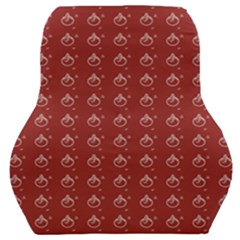 Arriere Avec Motif Car Seat Back Cushion  by Jojostore