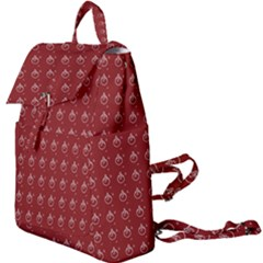 Arriere Avec Motif Buckle Everyday Backpack