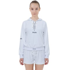 Forest Air Women s Tie Up Sweat