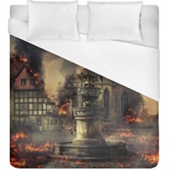Braunschweig City Lower Saxony Duvet Cover (king Size)