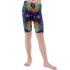 Phronesis Awareness Philosophy Kids  Mid Length Swim Shorts