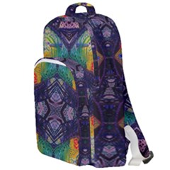 Phronesis Awareness Philosophy Double Compartment Backpack by Bejoart