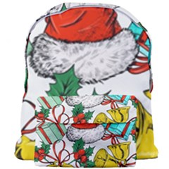 Christmas Gifts Gift Red December Giant Full Print Backpack