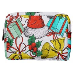 Christmas Gifts Gift Red December Make Up Pouch (medium)