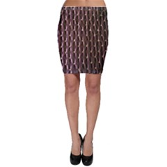 Wordsworth Purple Diamonds Bodycon Skirt