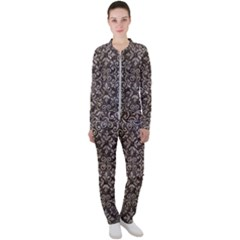 Wordsworth Metallic Pattern Casual Jacket And Pants Set