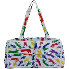 Integration Inclusion Hands Help Multi Function Bag