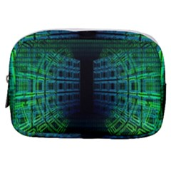 Technology Artificial Intelligence Make Up Pouch (small)