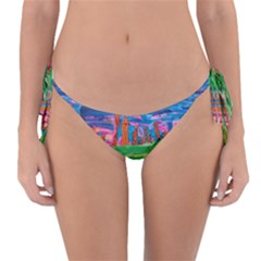 Our Town My Town Reversible Bikini Bottom