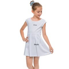 Watercolors Rectangles                                                              Kids Cap Sleeve Dress by LalyLauraFLM
