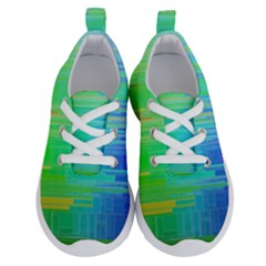 Colors Rainbow Chakras Style Running Shoes