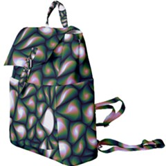 Fuzzy Abstract Art Urban Fragments Buckle Everyday Backpack