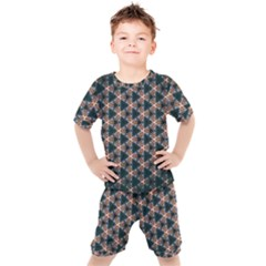 Abstract Light Fractal Pattern Kid s Set