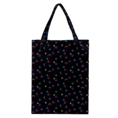 Background Abstract Texture Classic Tote Bag