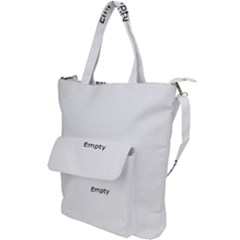 Apple 66 Shoulder Tote Bag