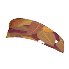 Leaves Pattern Stretchable Headband