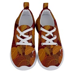Leaves Pattern Running Shoes