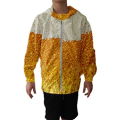 Bubble Beer Hooded Windbreaker (kids)