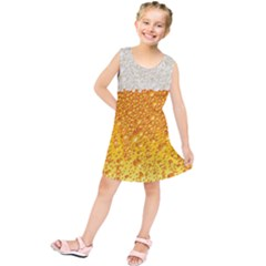 Bubble Beer Kids  Tunic Dress