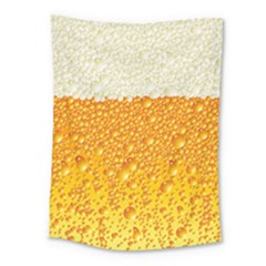 Bubble Beer Medium Tapestry