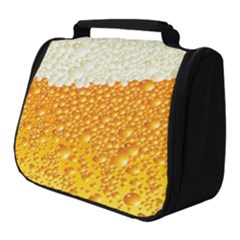 Bubble Beer Full Print Travel Pouch (small)