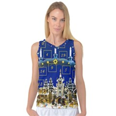 Advent Calendar Advent Gifts Women s Basketball Tank Top