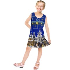 Advent Calendar Advent Gifts Kids  Tunic Dress