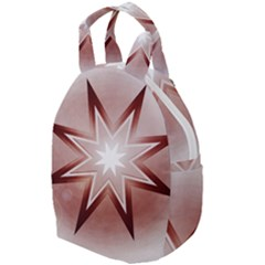 Star Christmas Festival Decoration Travel Backpacks by Simbadda
