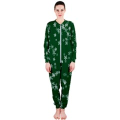 Template Winter Christmas Xmas Onepiece Jumpsuit (ladies)