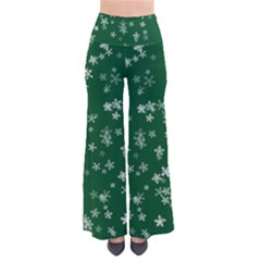 Template Winter Christmas Xmas So Vintage Palazzo Pants