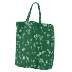 Template Winter Christmas Xmas Giant Grocery Tote