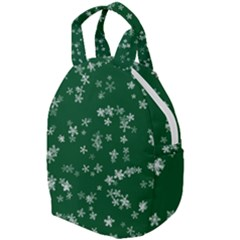 Template Winter Christmas Xmas Travel Backpacks by Simbadda