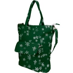 Template Winter Christmas Xmas Shoulder Tote Bag