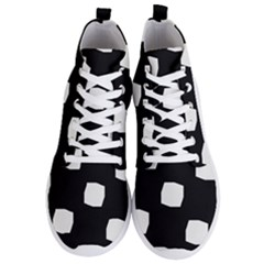 Saharastreet 123 Men s Lightweight High Top Sneakers