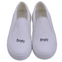 Window Contemporary Kids  Canvas Slip Ons