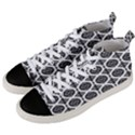 Canberra  Men s Mid-Top Canvas Sneakers View2