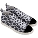 Canberra  Men s Mid-Top Canvas Sneakers View3