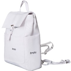 Icicle Snow Scene Buckle Everyday Backpack