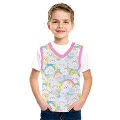 Rainbow Clouds Kids  Sportswear