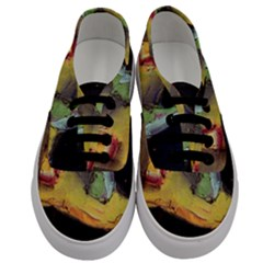 Cosmicchristmastree Men s Classic Low Top Sneakers
