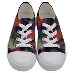 Tree&presents Kids  Low Top Canvas Sneakers