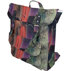 Tree&presents Buckle Up Backpack by chellerayartisans