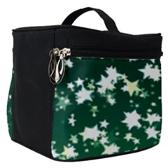 Christmas Star Advent Background Make Up Travel Bag (small)