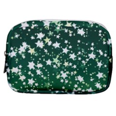 Christmas Star Advent Background Make Up Pouch (small)