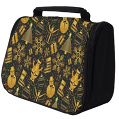 Christmas Background Full Print Travel Pouch (big)